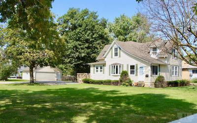 Single Family Home For Sale: 1505 West Street