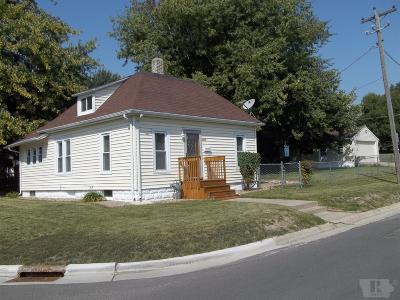 Marshalltown IA Single Family Home For Sale: $89,900