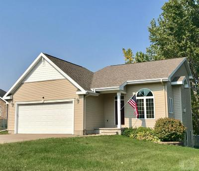 Marshalltown IA Single Family Home For Sale: $199,900