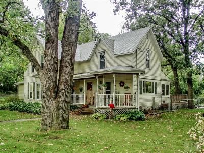 Single Family Home For Sale: 401 Market Avenue
