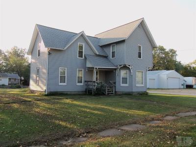 Single Family Home For Sale: 104 North Main