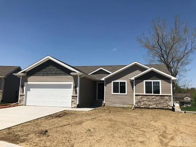 Marshalltown IA Single Family Home For Sale: $254,000