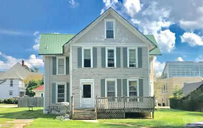 Multi Family Home For Sale: 1120 Broad Street