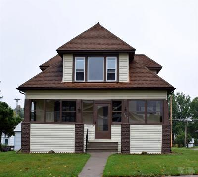 Marshalltown Single Family Home For Sale: 207 N 7th Street
