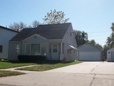 Marshalltown Single Family Home For Sale: 1505 Norris Place