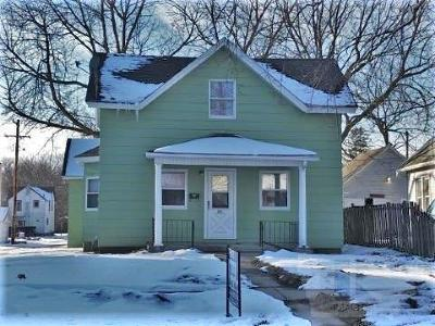 Marshalltown Single Family Home For Sale: 510 N 2nd Street