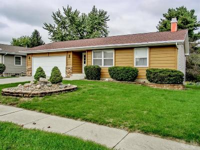 Marshalltown Single Family Home For Sale: 1009 Prairie Lane