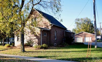 Conrad Single Family Home For Sale: 406 E Center Street