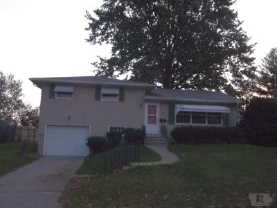 Marshalltown Single Family Home For Sale: 1408 S 1st Street