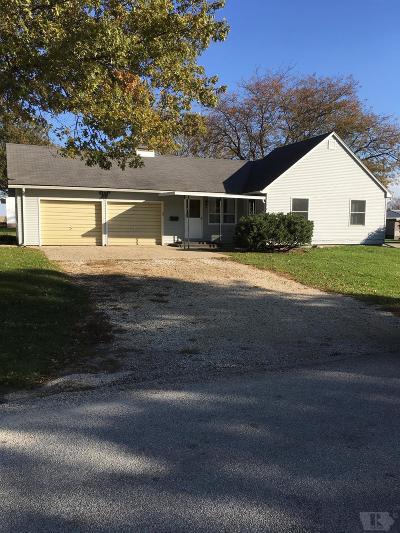 Conrad Single Family Home For Sale: 210 S Alice Street