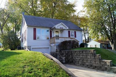 Single Family Home For Sale: 1319 Glenway Drive