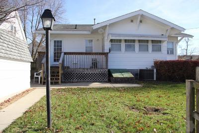 Single Family Home For Sale: 425 E 2nd Street S