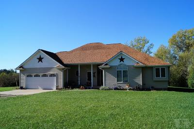 Single Family Home For Sale: 1023 Union Drive