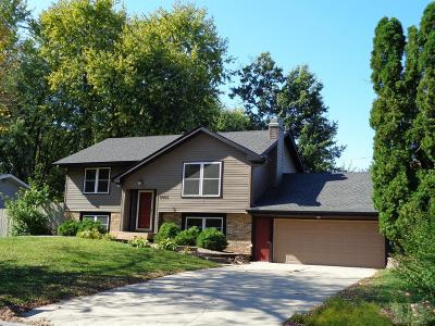 Grinnell Single Family Home For Sale: 2005 Manor Circle