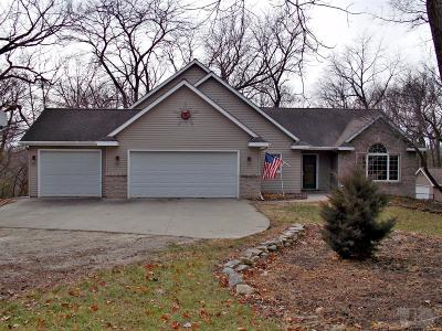 Marshalltown IA Single Family Home Sold: $255,000