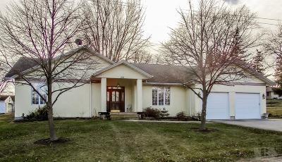 Marshall County Single Family Home For Sale: 100 E Julian Street