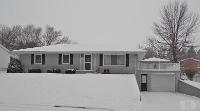 Gladbrook IA Single Family Home Sold: $147,000