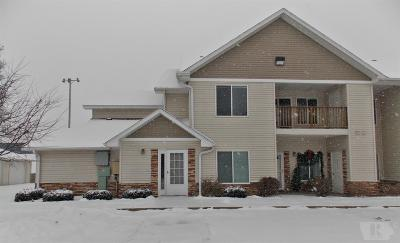Marshalltown IA Condo/Townhouse Sold: $105,000