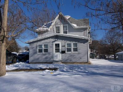 Tama Single Family Home For Sale: 1508 Grant Street