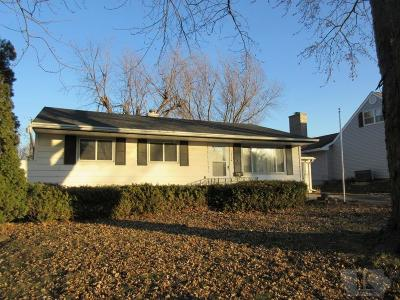 Single Family Home For Sale: 1714 S 4th Street