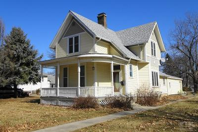 Grinnell Single Family Home For Sale: 808 East Street