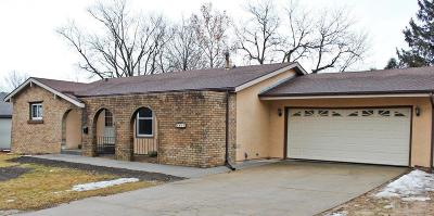 Marshalltown Single Family Home For Sale: 1812 S 3rd Avenue