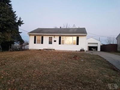 Marshalltown Single Family Home For Sale: 926 S 11th Avenue