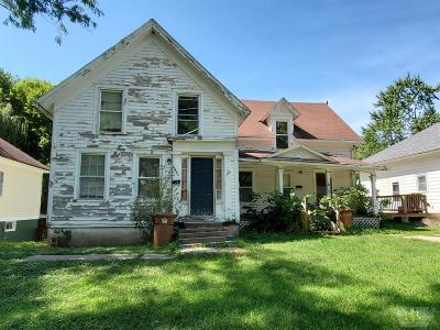 Grinnell Single Family Home For Sale: 1013 Fairfield Street
