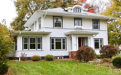 Grinnell Single Family Home For Sale: 1433 Broad Street