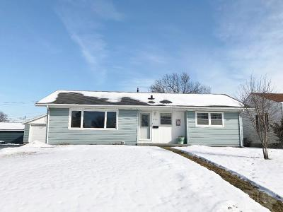 Marshalltown Single Family Home For Sale: 1106 S 1 St Street