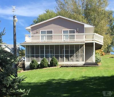 Single Family Home For Sale: 206 Eastside Lane