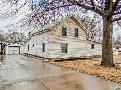 Marshall County Single Family Home For Sale: 303 N Main Street