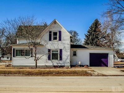 Conrad Single Family Home For Sale: 102 W Grundy Avenue