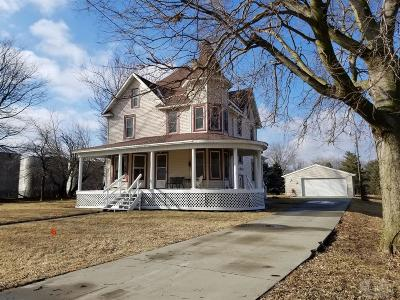 Marshall County Single Family Home For Sale: 101 Lafayette Street