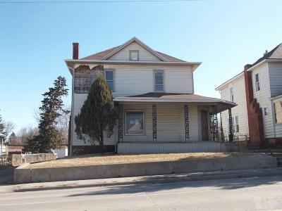 Marshall County Single Family Home For Sale: 205 N 3rd Avenue