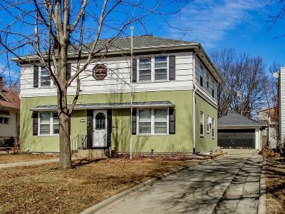 Marshalltown IA Multi Family Home For Sale: $132,900