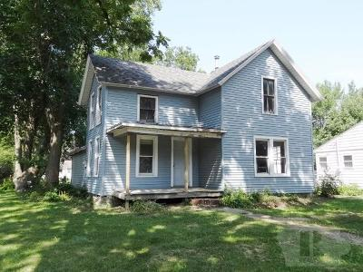 Grinnell Single Family Home For Sale: 1405 West Street