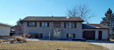 Marshalltown IA Single Family Home Sold: $140,000