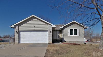 Marshalltown IA Single Family Home Sold: $149,900