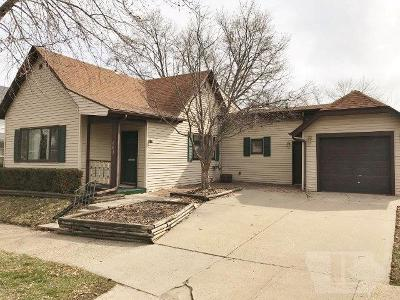 Marshalltown Single Family Home For Sale: 203 N 3rd Street