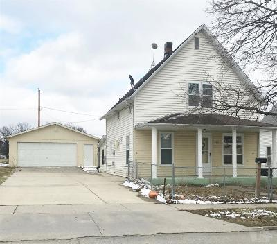 Marshalltown Single Family Home For Sale: 110 S 12th Street