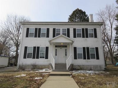 Marshalltown Multi Family Home For Sale: 610 W State Street