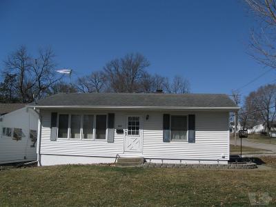 Tama Single Family Home For Sale: 809 Wilson Street