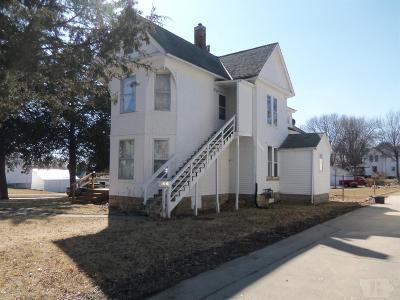 Multi Family Home For Sale: 1101 Siegel