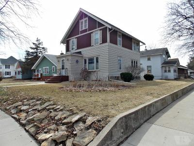 Marshalltown IA Single Family Home Sold: $85,000