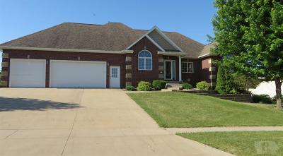 Marshalltown Single Family Home For Sale: 1003 Benjamin Drive