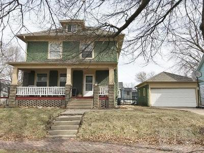 Marshalltown Single Family Home For Sale: 811 W State Street