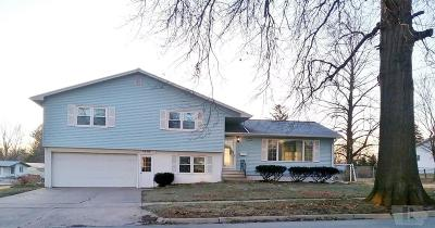 Marshalltown Single Family Home For Sale: 1202 S 3rd Avenue