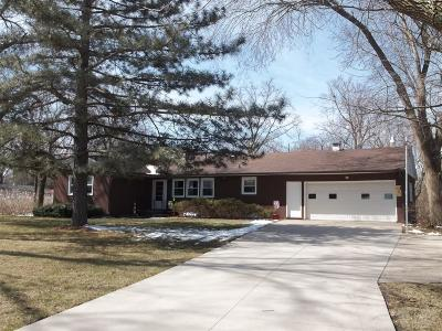 Marshalltown Single Family Home For Sale: 411 S 12th Street