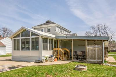 Grinnell Single Family Home For Sale: 1311 Spencer Street